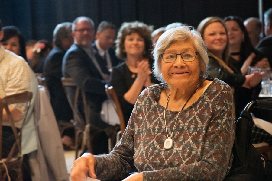 Berdina Johnston Leadership Award