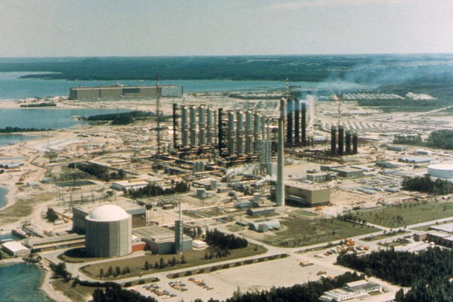 Heavy Water Plant
