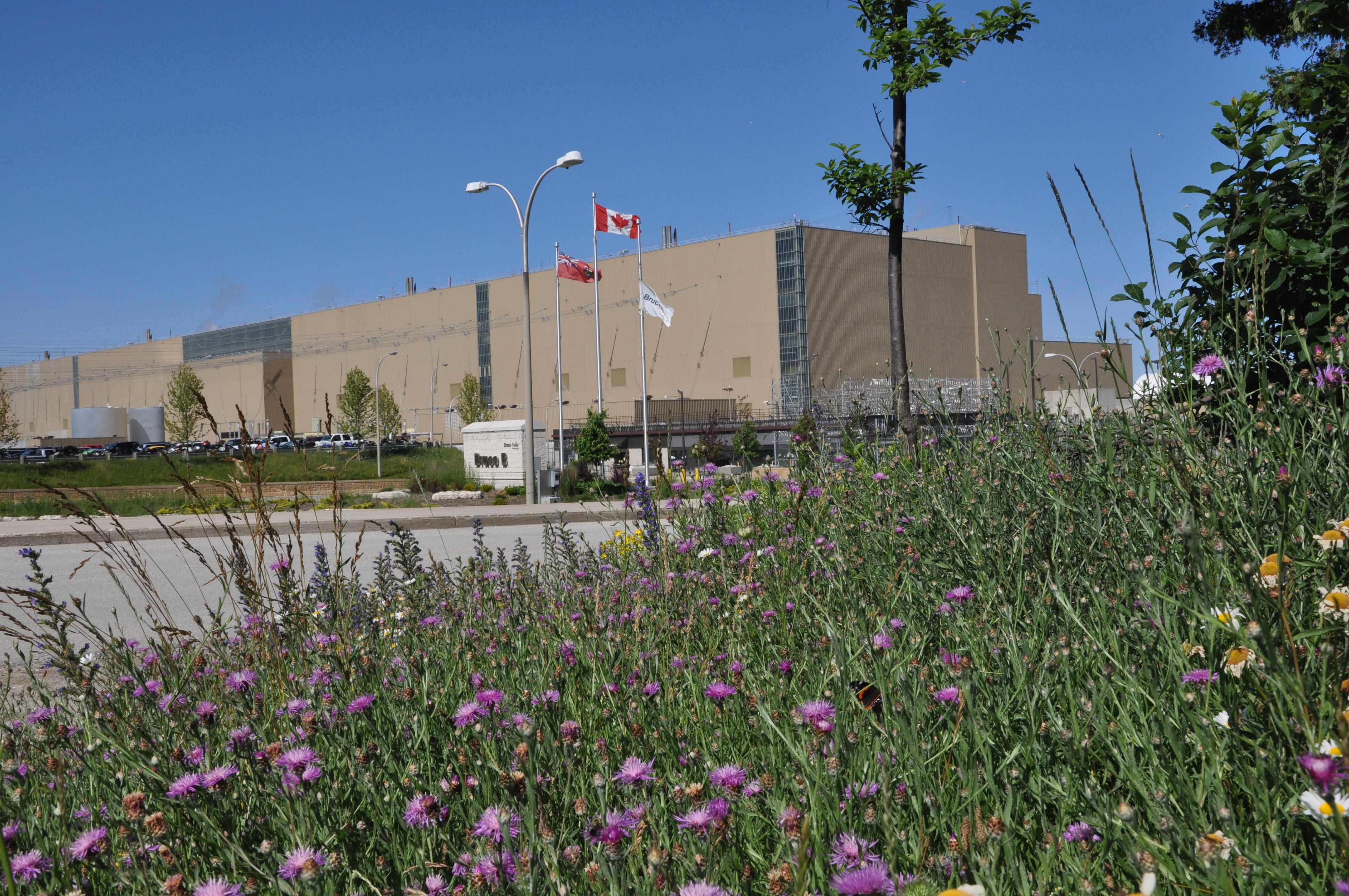 Bruce Power Generating Station B.