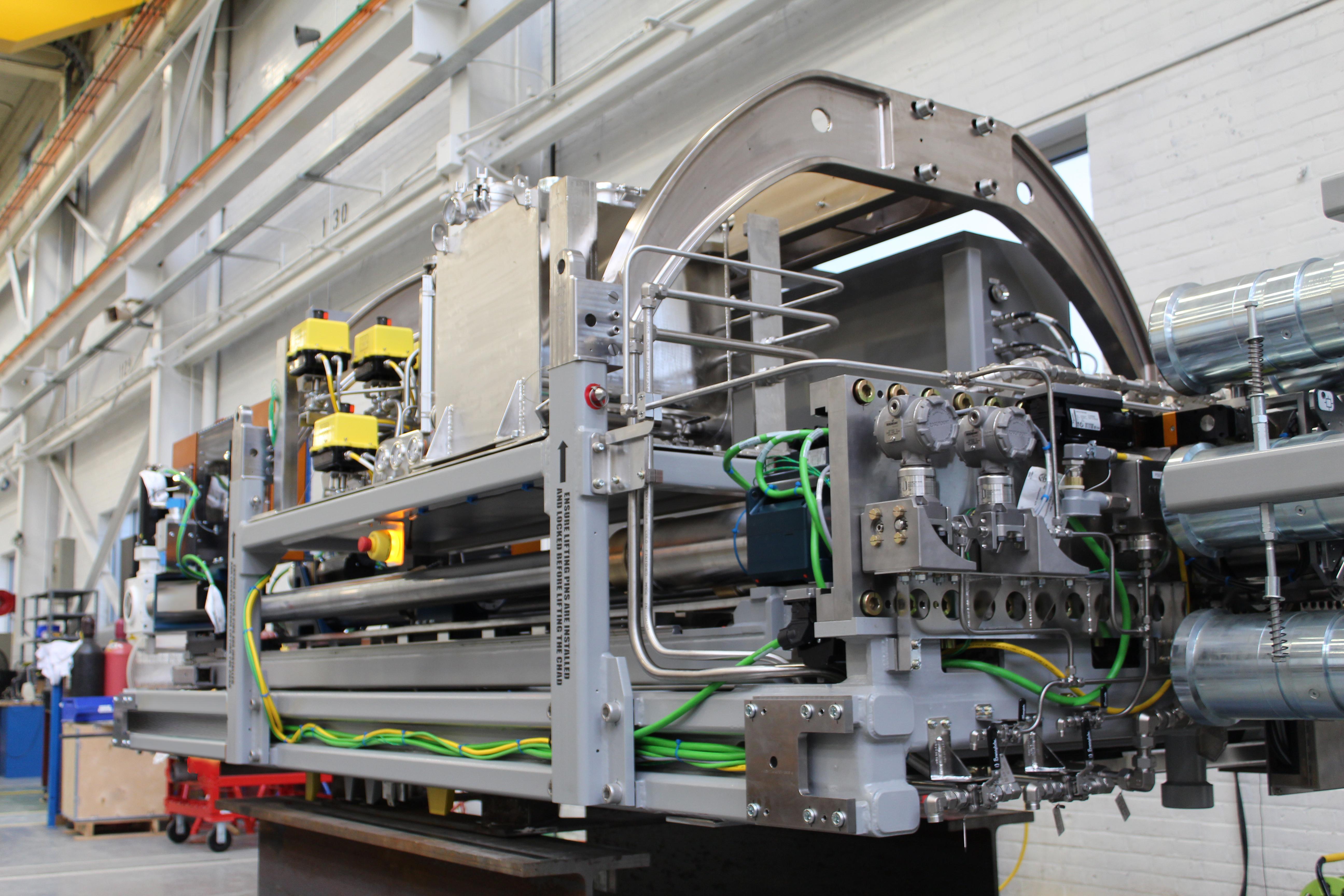BRIMS II machine