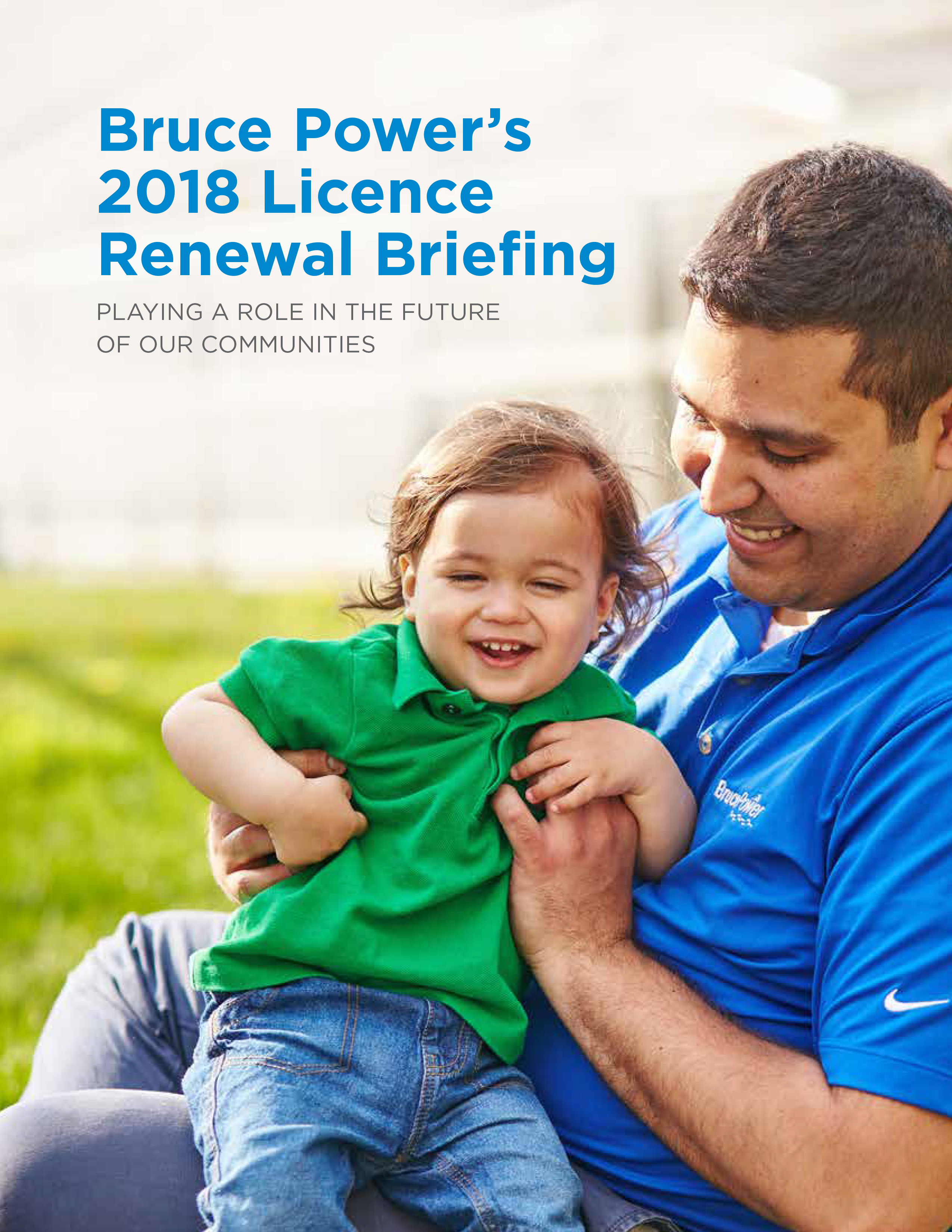 Licence Renewal briefing cover
