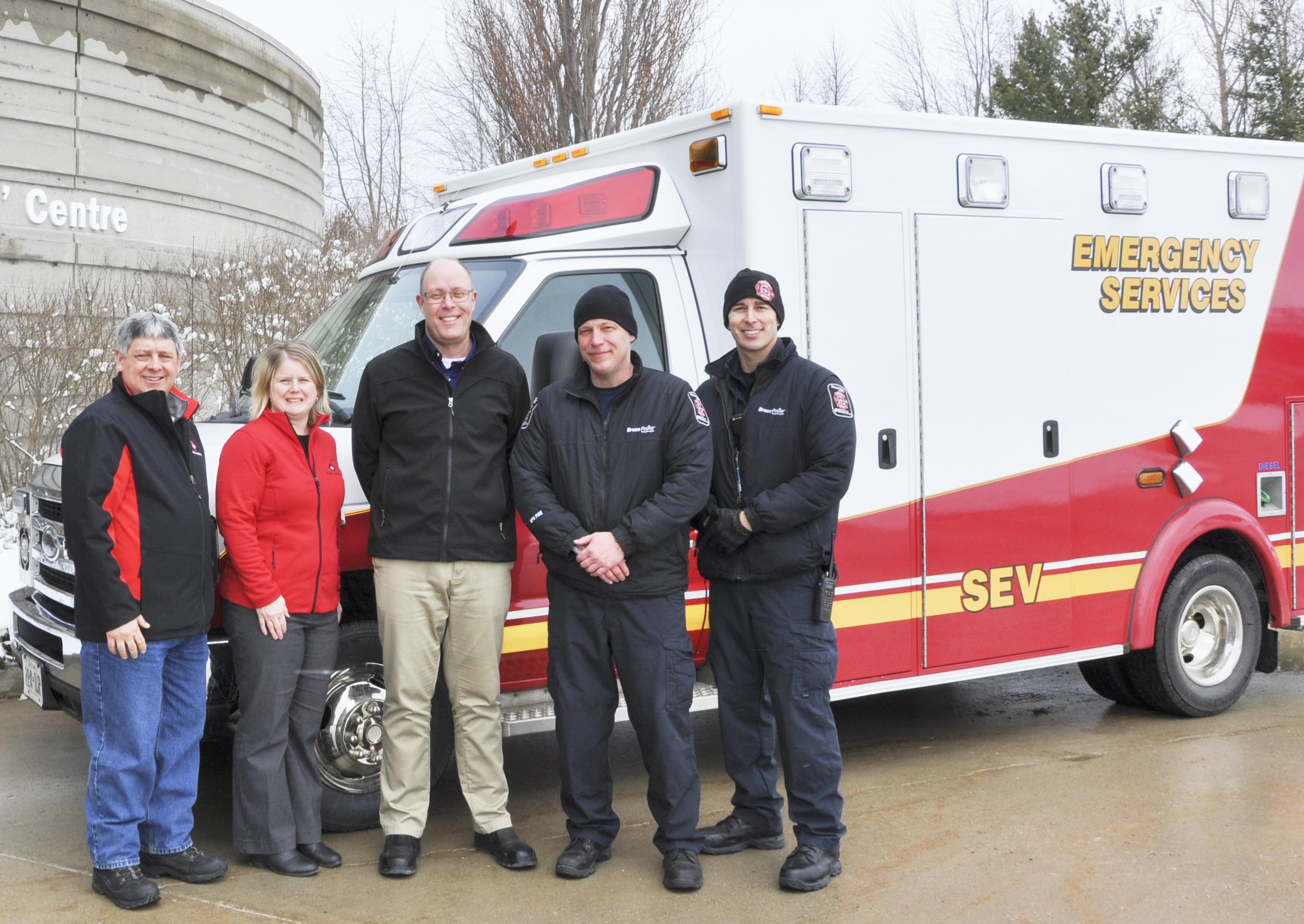 St John Ambulance Donation