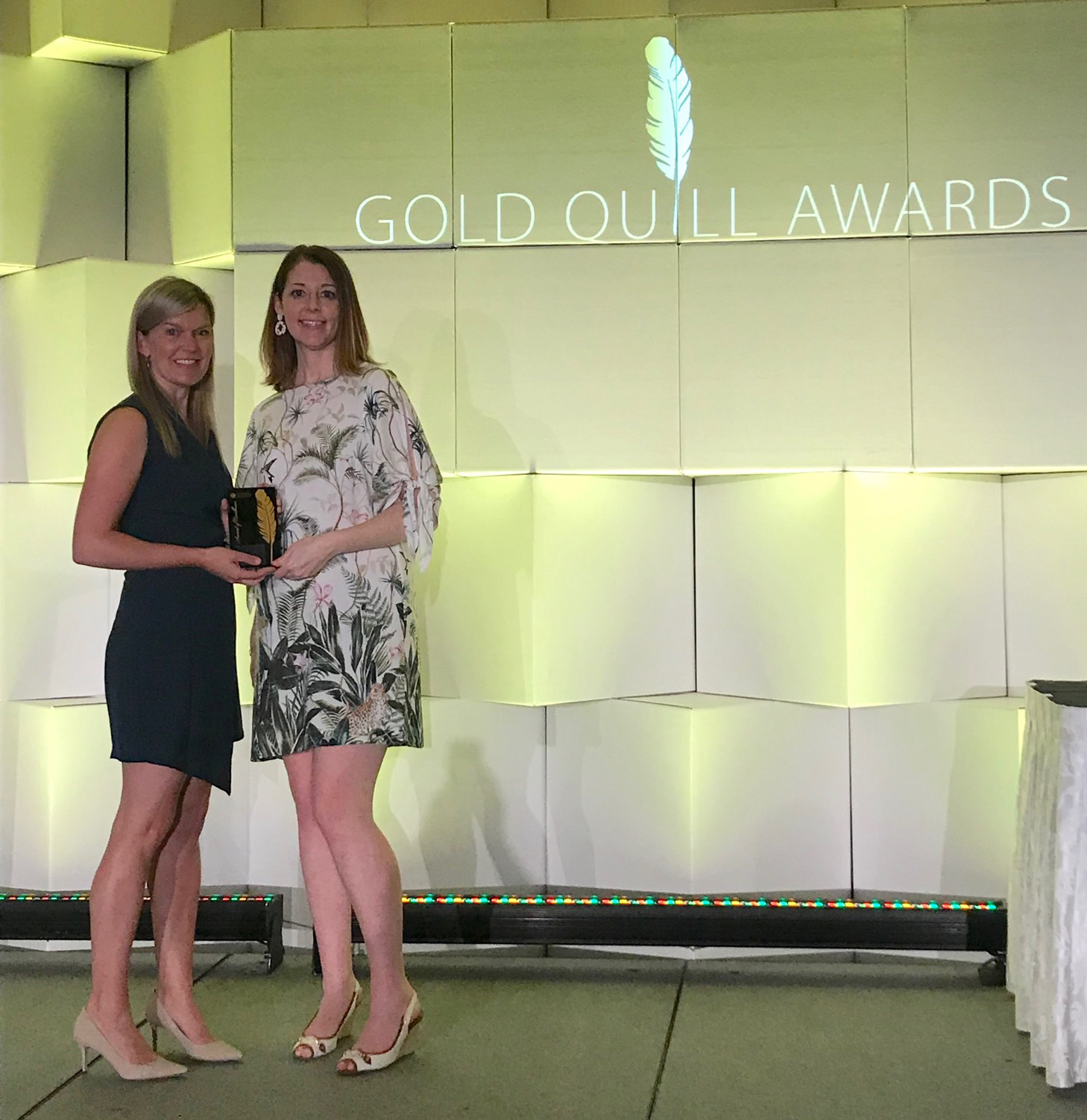 IABC Gold Quill Award