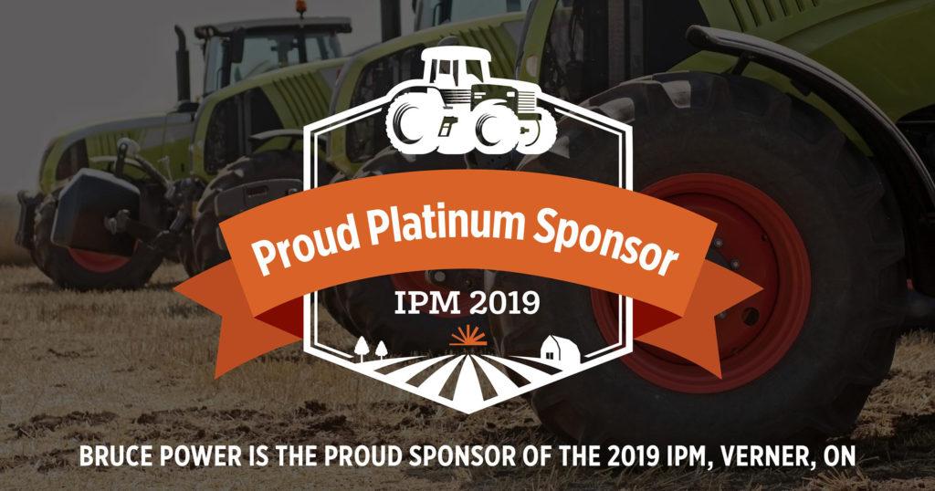 Sponsor logo of 2019 International Plowing Match