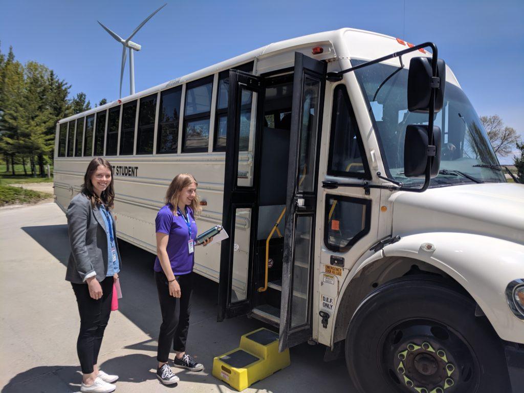 Summer Bus Tours begin