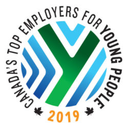 Top Employers for Young People 2019