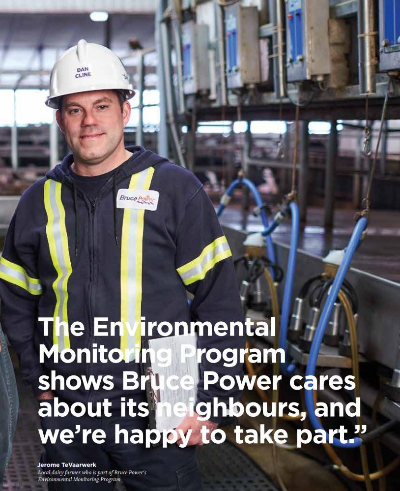 Environmental Monitoring Program