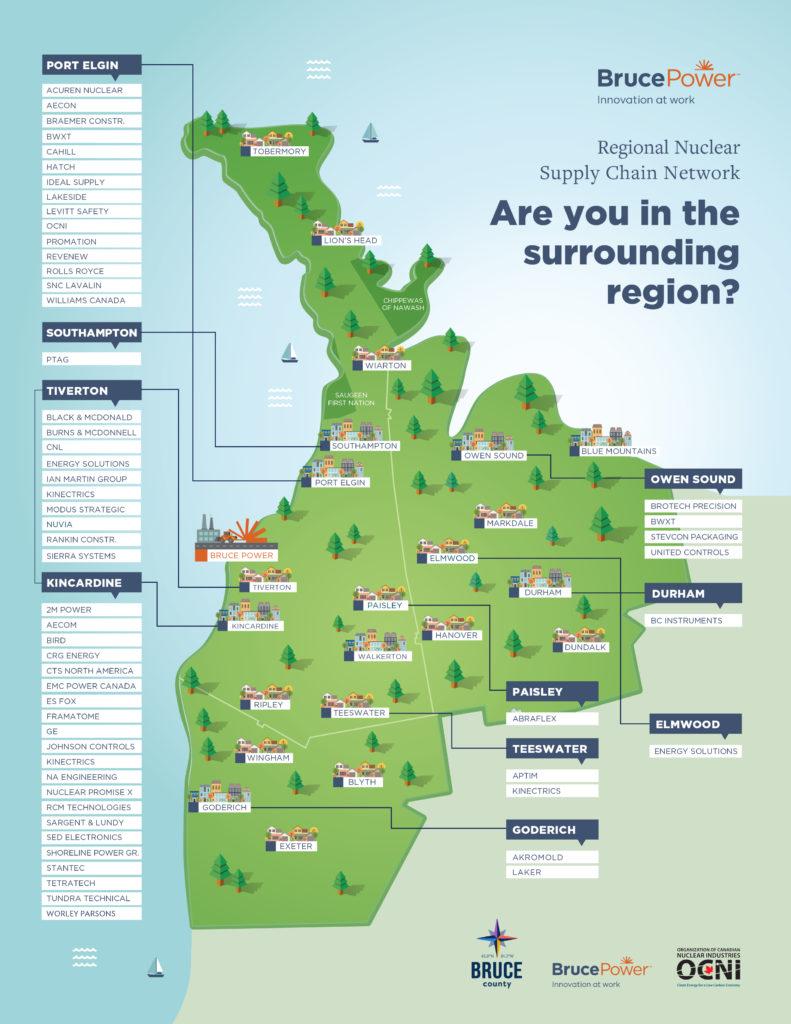 Supplier map