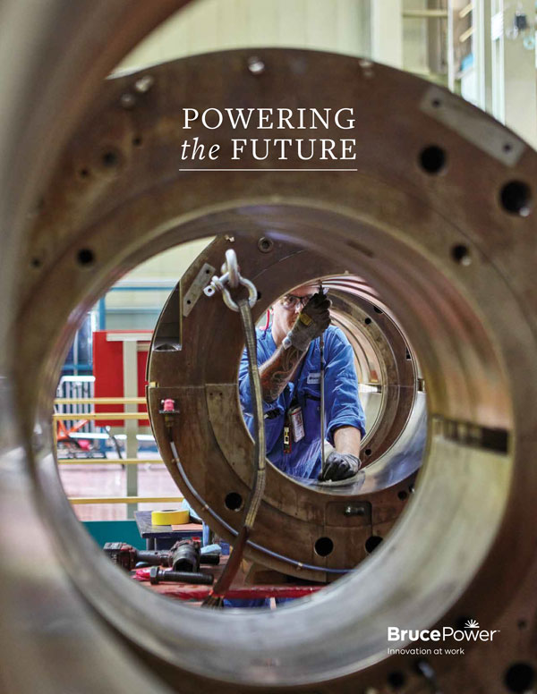 2019 Bruce Power Annual Report Powering the Future