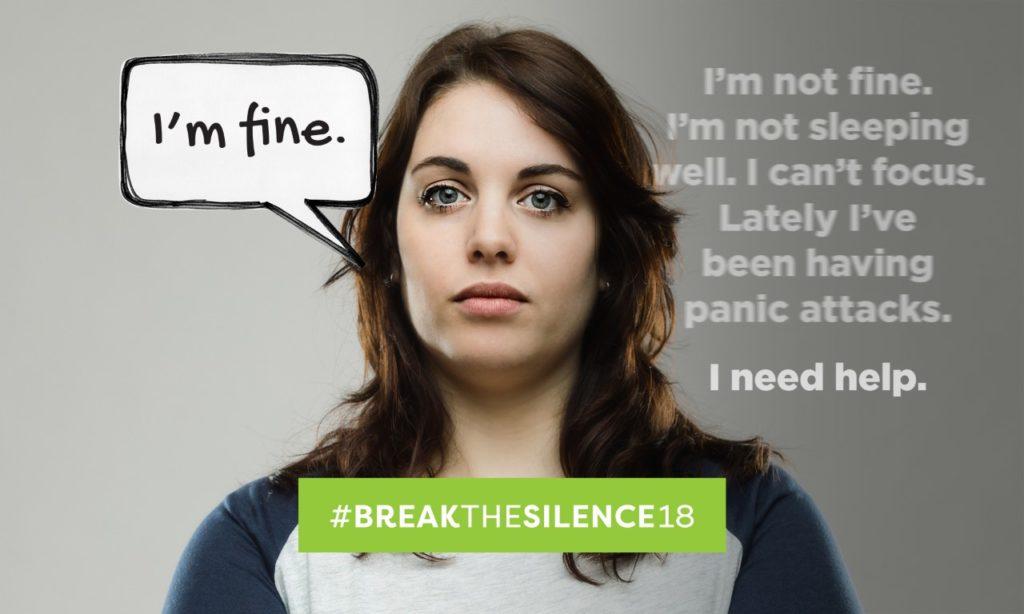 Break the Silence 2018