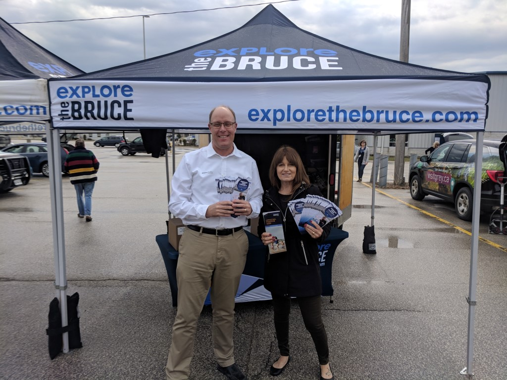 Explore the Bruce brochure swap