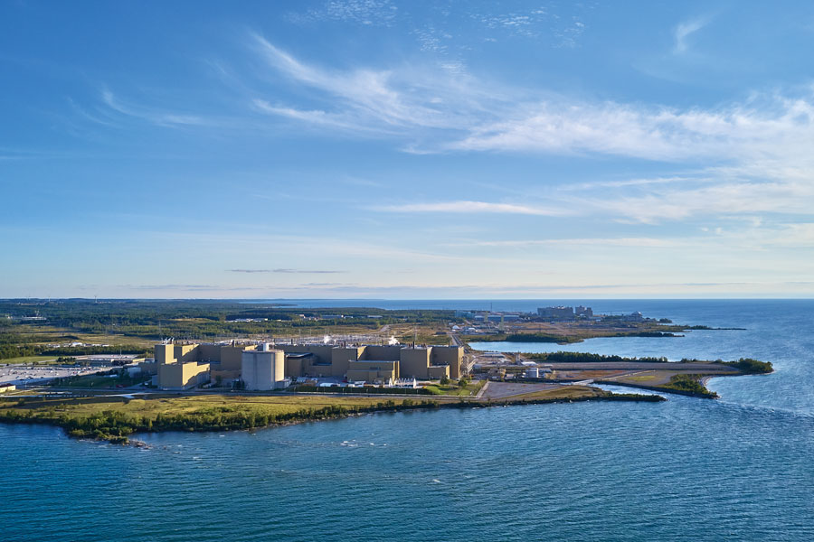 Bruce Power site photo
