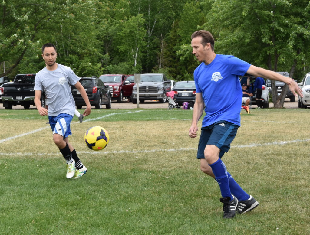 Bruce Power Soccer Classic