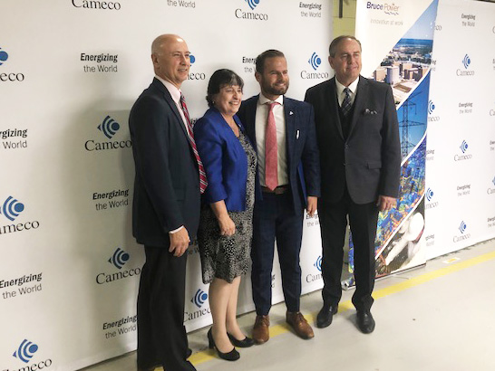 Cameco and Bruce Power