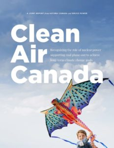 Clean Air Canada publication