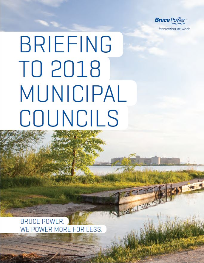 Briefing to 2018 Municipal Councils