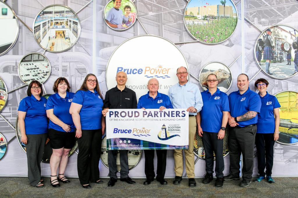 Kincardine Scottish Festival partnership