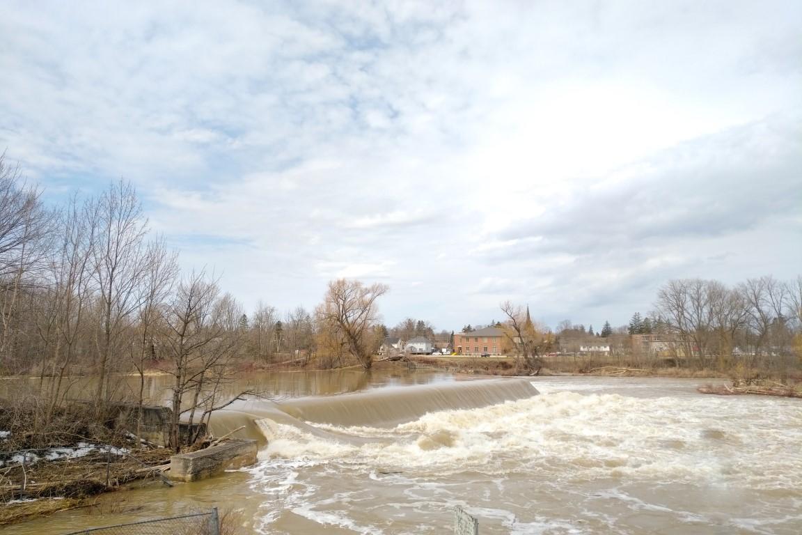 Truax Dam