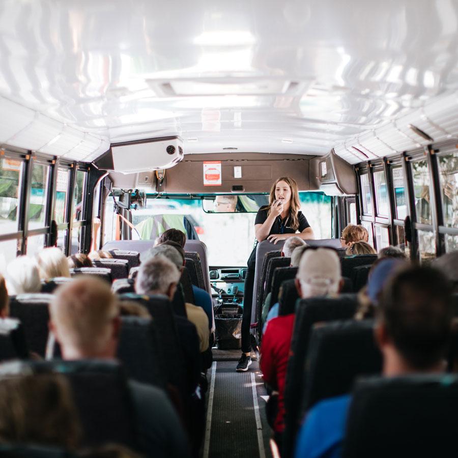 Bruce Power Bus Tour
