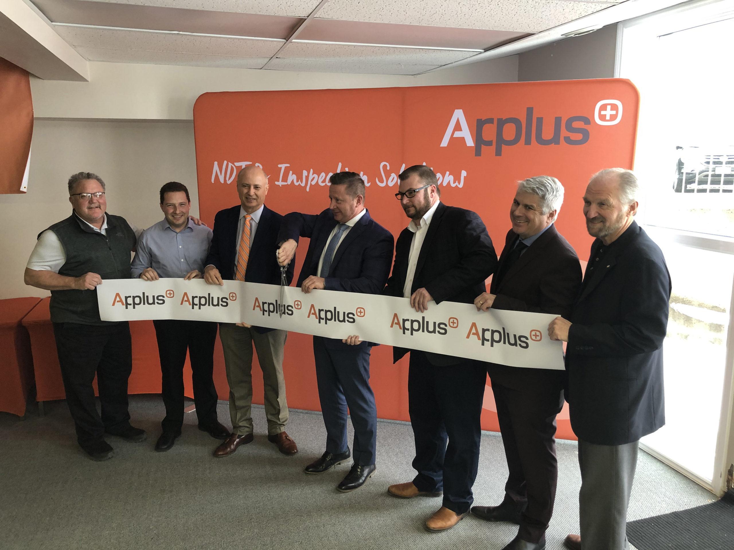 Applus Office opening in Walkerton