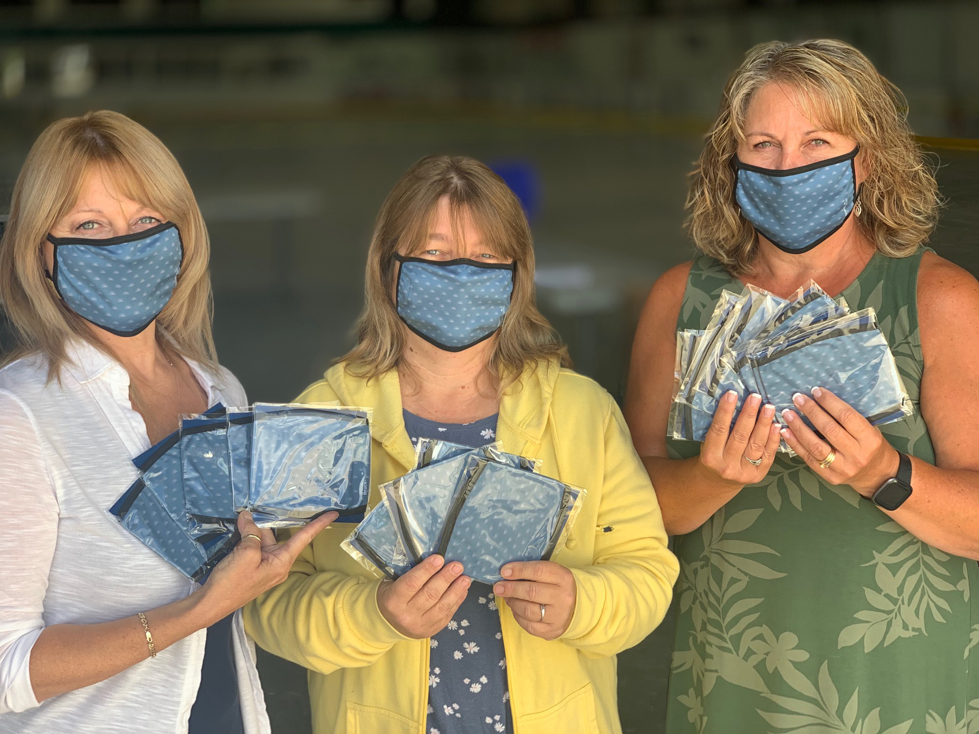 Bruce Power facemask program
