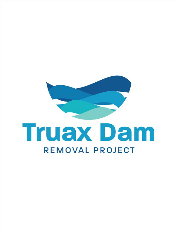 Truax Dam Removal Project logo