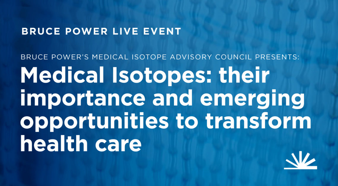 Medical isotopes: their importance and emerging opportunities to transform health care