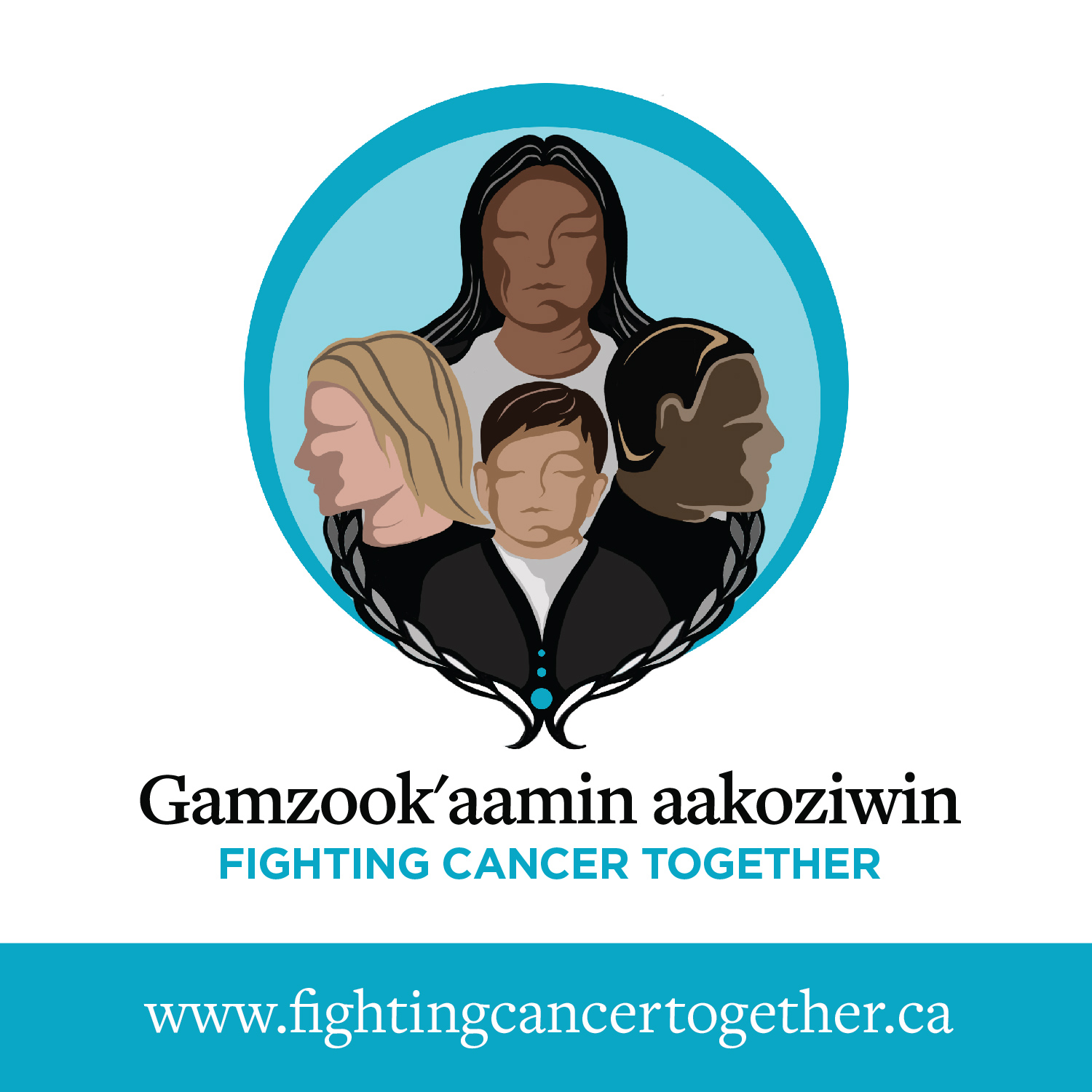 Fighting Cancer Together logo