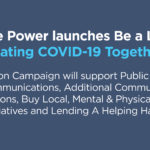 $1 million Be a Light campaign launched