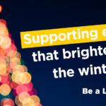 Supporting Local Events advertisement for Be a Light campaign