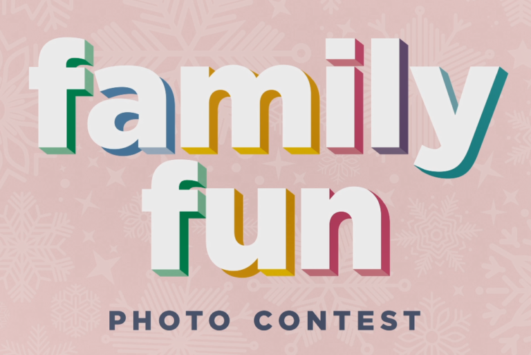family fun photo contest