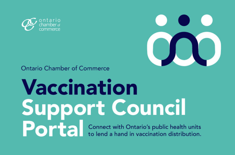 OCC Vaccination Support Council Portal