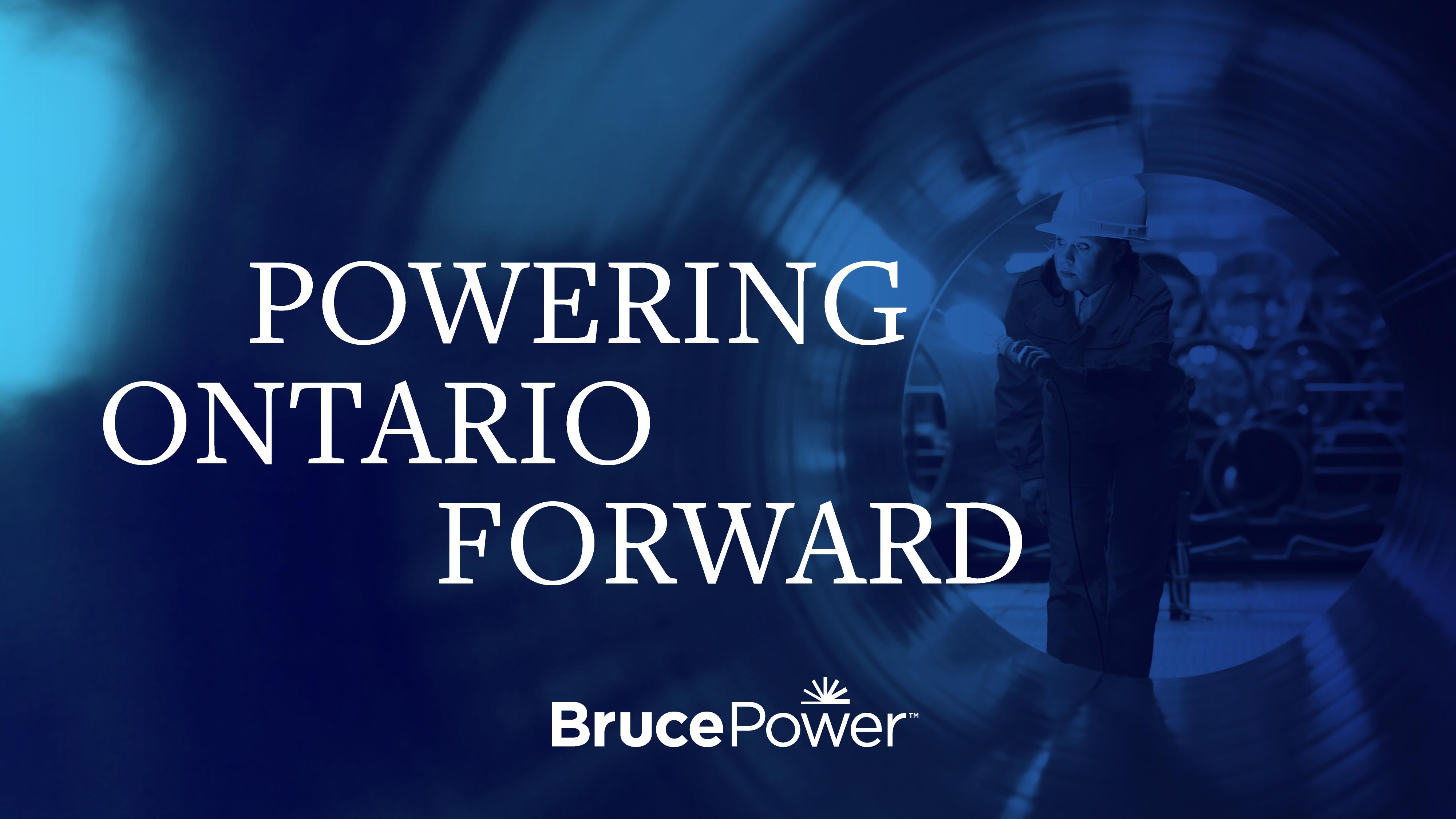 Powering Ontario Forward
