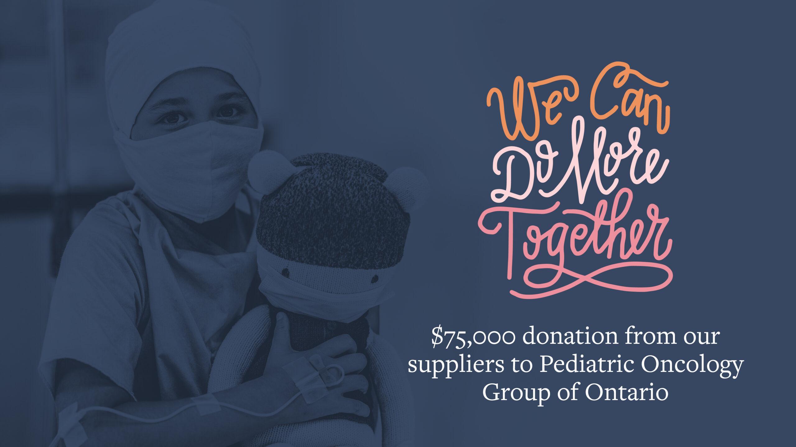 POGO donation