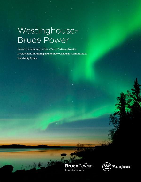 Westinghouse - Bruce Power publication thumbnail