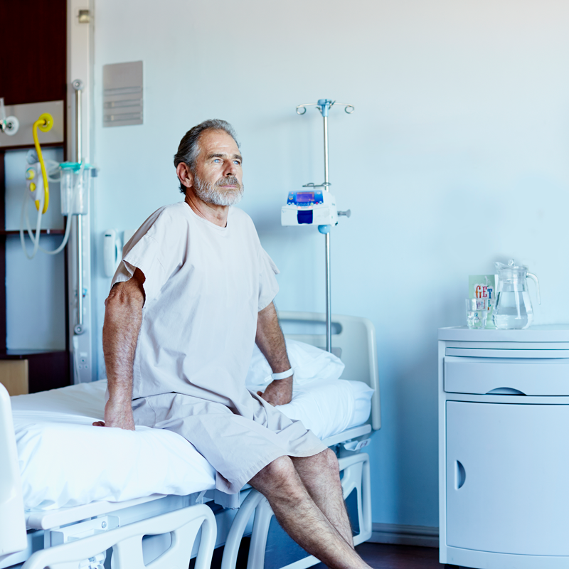 prostate cancer patient